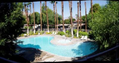 Palm Springs Vacation Condo Rental Furnished 1 Bedroom Vacation Condos Executive Suites 60 90
