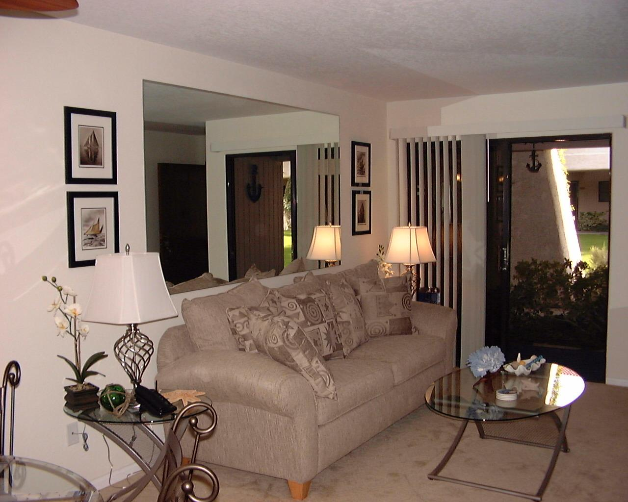 Condo 2 Palm Springs Condo Rental Fully Furnished 1